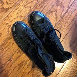 Converse Chuck All Star High Top Monochrome Black